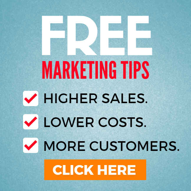 Free Marketing Tips - Click Here